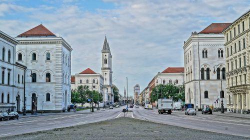 munich bavaria university of munich