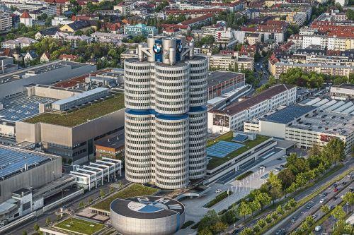 munich bmw welt architecture