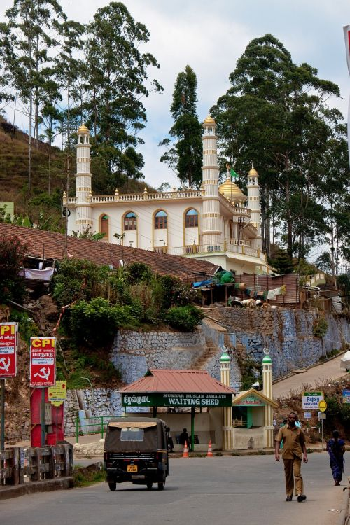 munnar mosque india