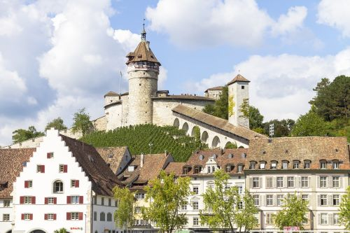munot schaffhausen fortress