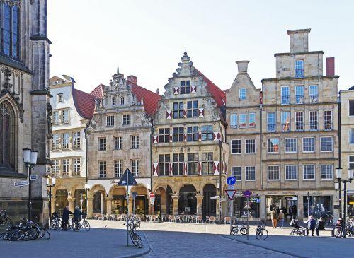 münster westfalen principal market