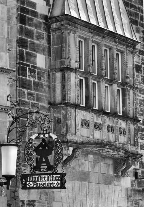 münster facade building