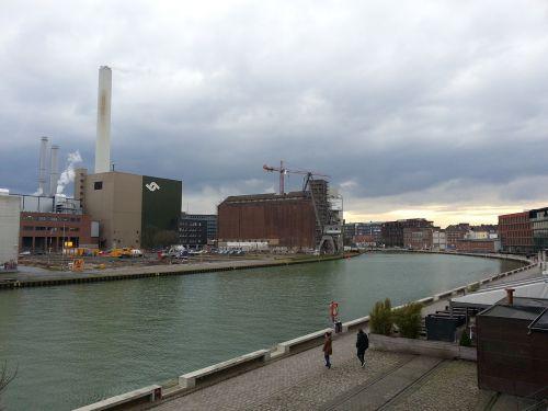 münster port industry