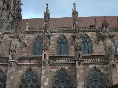 münster gothic building