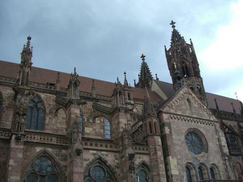 münster gothic romanesque