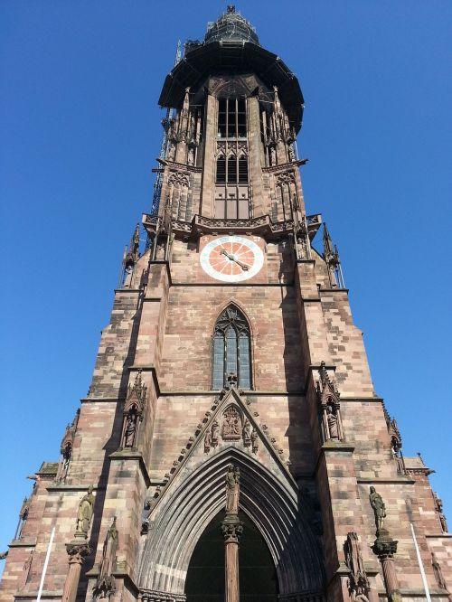 münster tower church