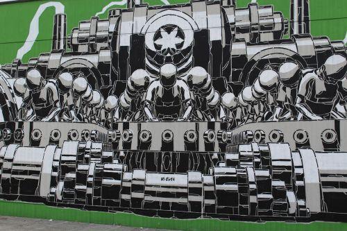 murals lecco street art