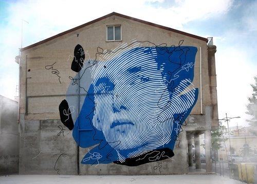 murals  article  girl