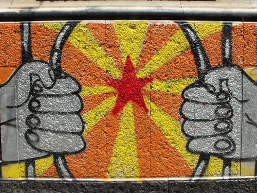 murals marxist naples