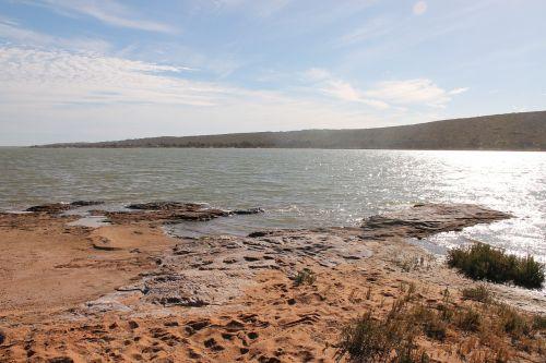 murchison river kalbarri infinite width