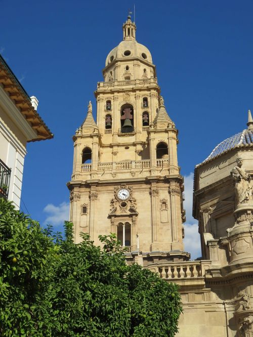 murcia spain cathedral