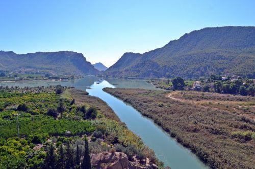 murcia,slėnis,slėnis ricote,Ricote,Segura upė,kalnas,huerta,citrina,vaisių sodas,kraštovaizdis