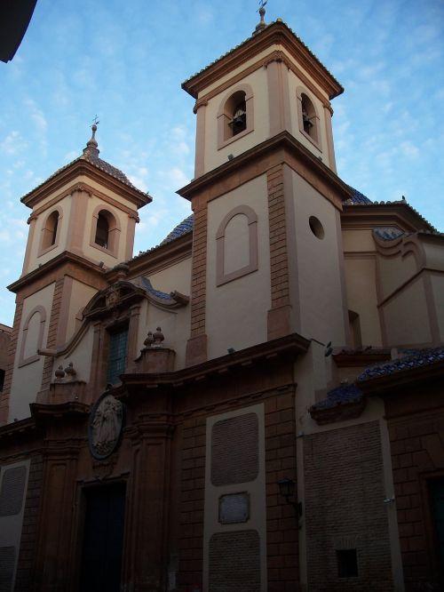 murcia bell tower church