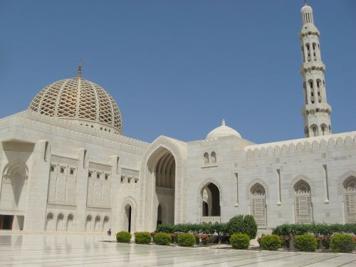 muscat oman mosque
