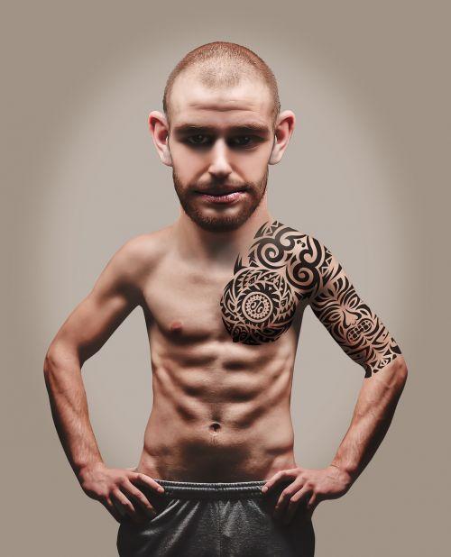 muscles man muscular