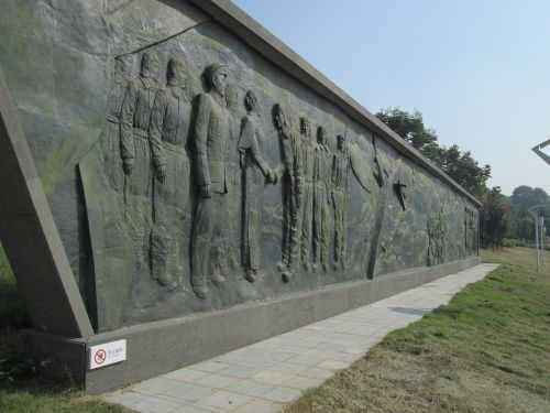 museum sculpture the revolution of