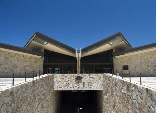 museum wine architecture