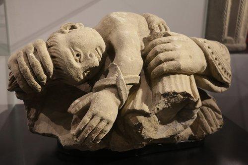 museum of romanity nimes  roman  antique