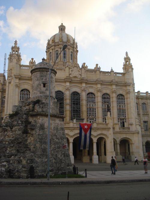 museum of the revolution havana cuba