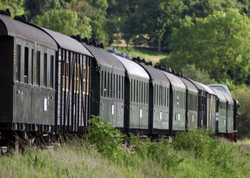museum railway wiesenttal bahn museum train