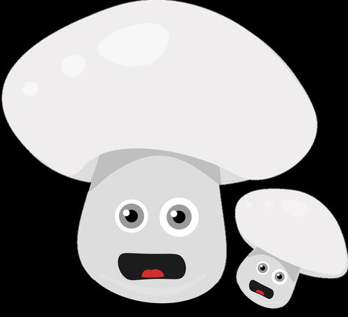 mushroom  cartoon  fungus
