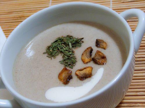 mushroom soup soup cream soup