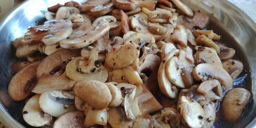 mushrooms healthy vegan
