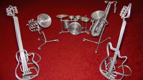 music band instruments