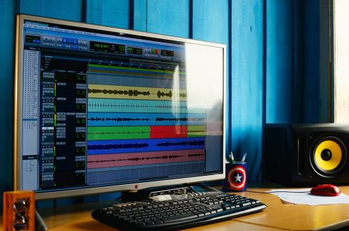 music estudio studio