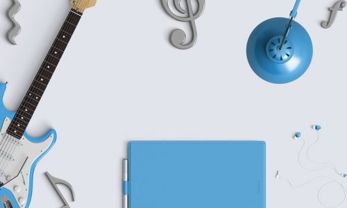 music desktop audio