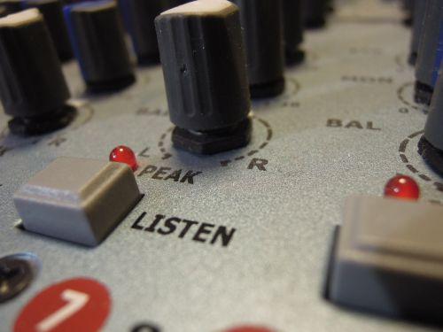 music amplify mixing