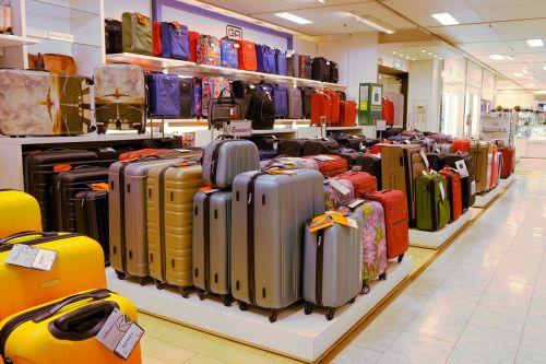 music business luggage