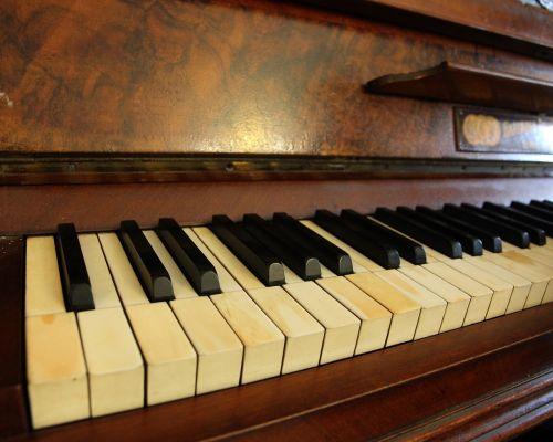 muzika,fortepijonas,simfonija,žaisti,raktai,vintage,antikvariniai daiktai