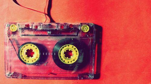 music cassette tape cassette