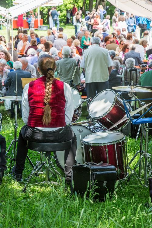 music drums orchestra