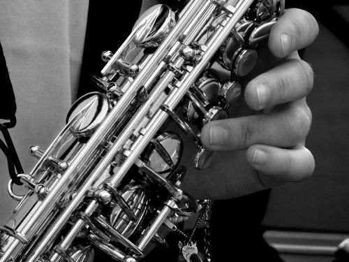 music saxophone instrument