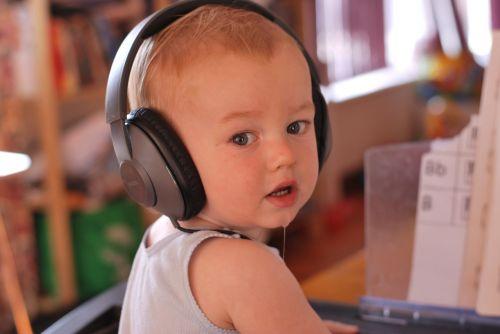 music toddler baby