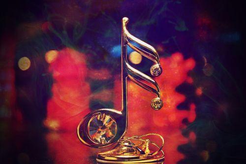 music nota decorative