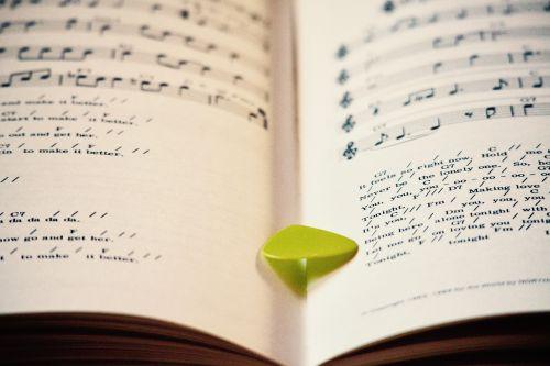 music books scores