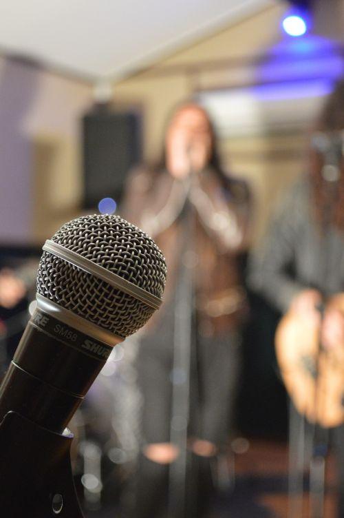 music mic microphone