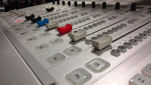 music mixer sound