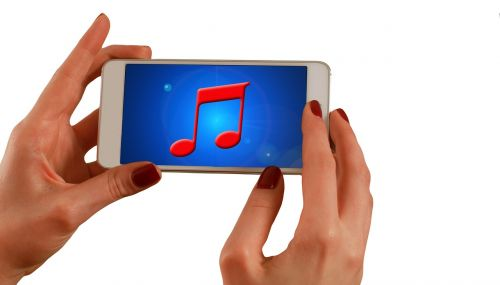 music smartphone application