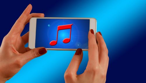 music smartphone application