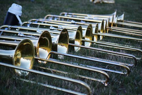 music musical instruments horns