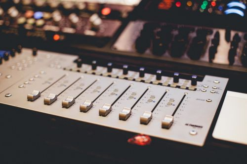 music audio recording