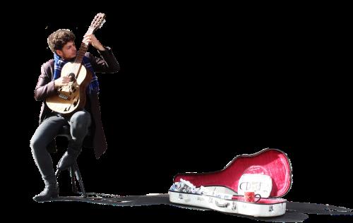 music guitarist played