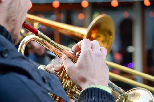 music trumpet street musicians