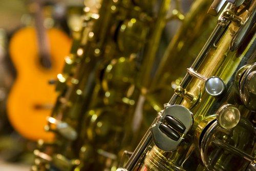 music  instruments  sax