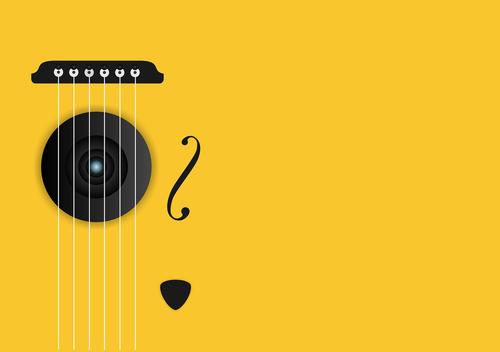 music  guitar  instrument
