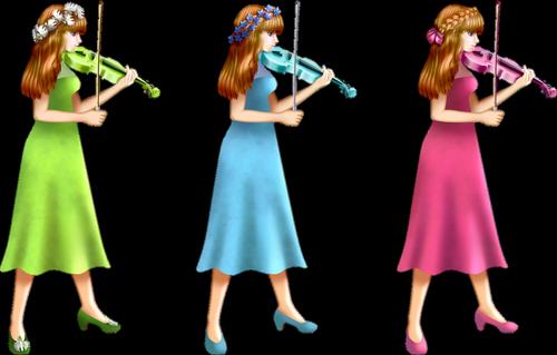 music  violin  violinist